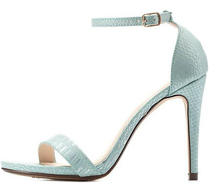 Up to 50% OffShoes & Dresses @ Charlotte Russe