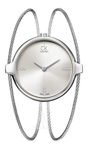 Calvin Klein Women's Agile Watch K2Z2M11W