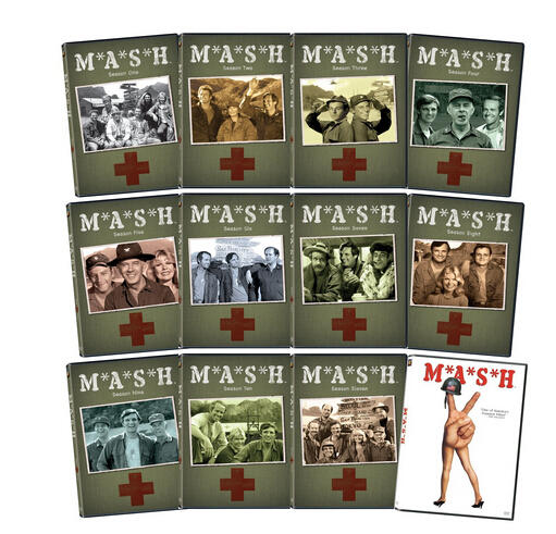 $67.49 M*A*S*H: The Complete Series + Movie