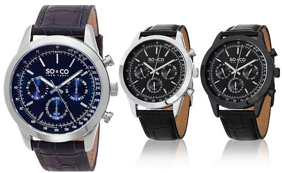 Up to 80% Off + Extra 5% Off Select Men's and Women's Designer Watches @ Groupon