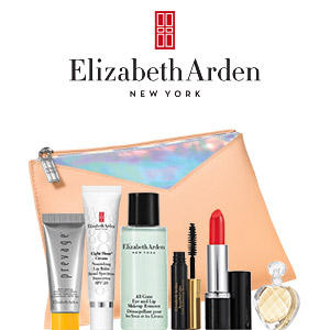 Dealmoon Exclusive! 25% OFF + Free 7 Piece Deluxe Gift with ANY $80+ Order @ Elizabeth Arden