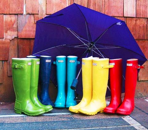 Up to 70% Off Hunter Boots Sale @ 6PM.com