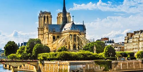 $999Paris 4-Night Le Meridien Trip Include Airfare
