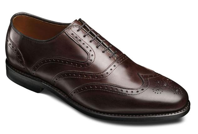 Allen Edmonds Men's McAllister Wing Tip Oxfords