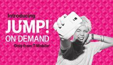 Get a Phone Whenever You WantT-Mobile Unveils All-New 'JUMP! On Demand'