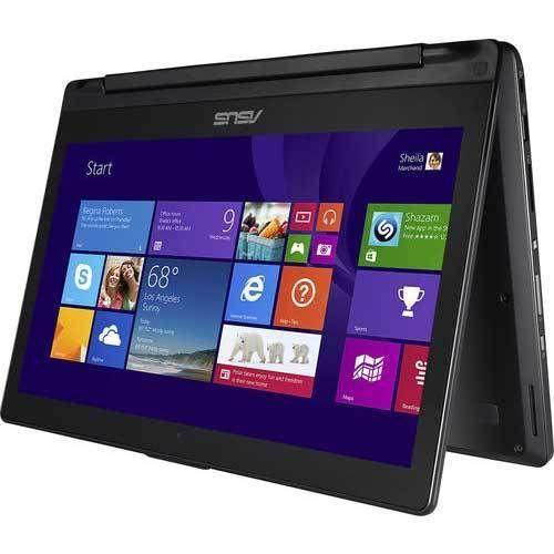 """$329.99 Asus Flip 2-in-1 13.3"""" Touch-Screen Laptop Intel Core i3 6GB Memory 500GB HDD (Refurbished)"""