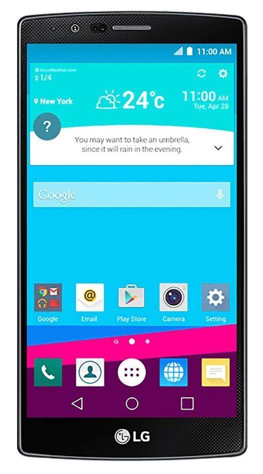 $499.99 LG G4 H815 32GB Factory Unlocked GSM 4G LTE Hexa-Core Android 5.1 Smartphone
