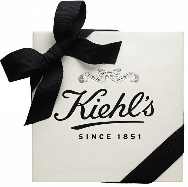 Free 33 Pieces Gift Wrap  with $125 Purchase of Kiehl's Since 1851