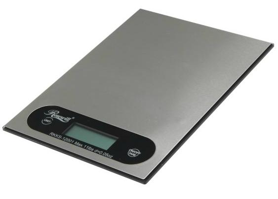 $9.99 Rosewill RKKS-12001 Digital Kitchen Scale