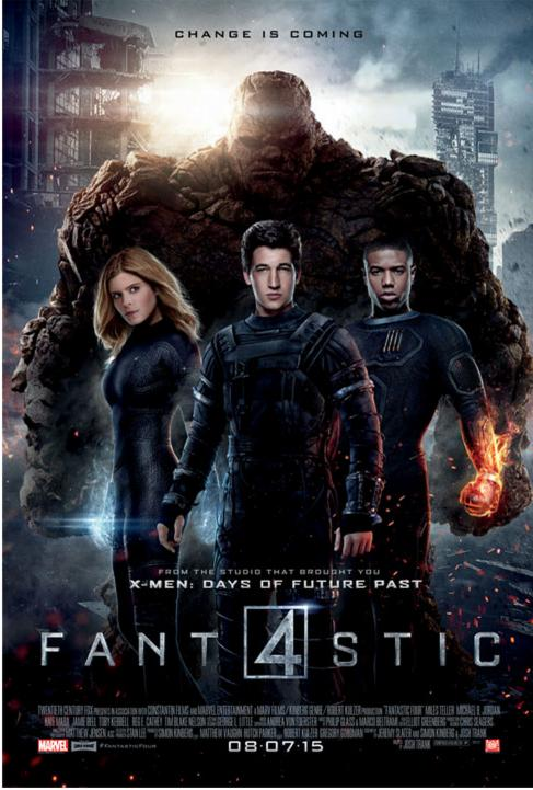 Free Fantastic Four exclusive pre-screening