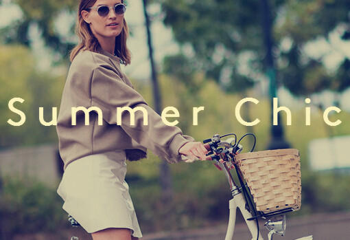 Up to 60% Off Summer Chic @ Barneys Warehouse