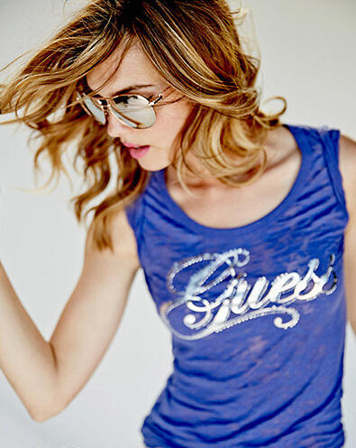 Up to 50% Off Tees, Tanks, Shorts and more @ Guess Factory Store