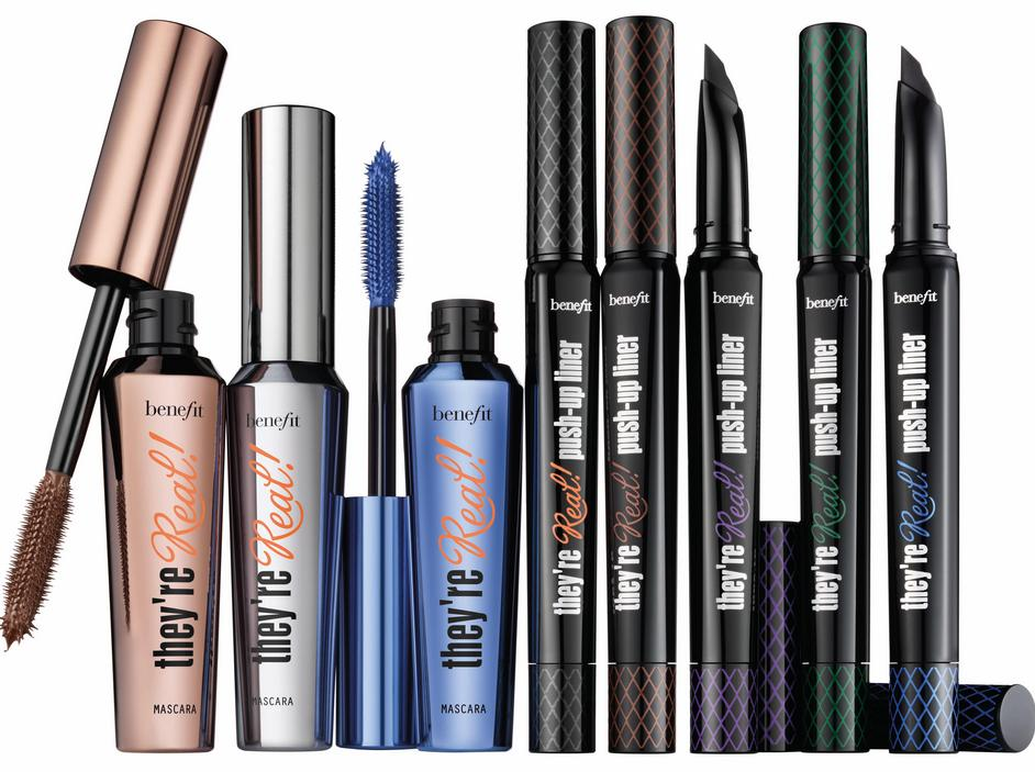 Get FREE 2-Day ShippingWith the Purchase Mascaras and Eyeliners @ Benefit Cosmetics