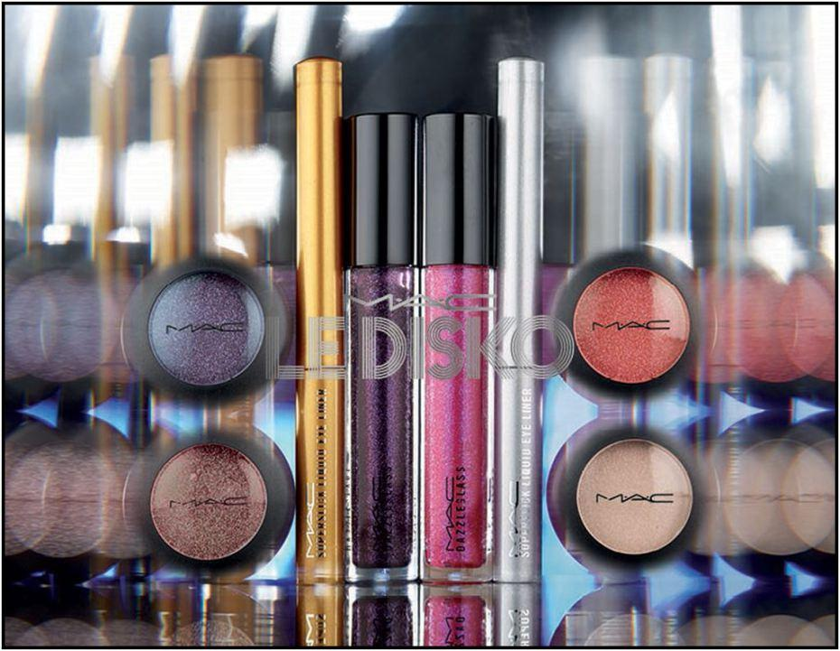 New Release MAC launched New Le Disko Collection