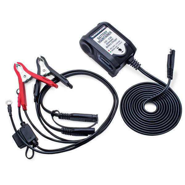 $17.99 Rockwood 12 Volt 0.8 AMP Automatic Battery Maintainer Tender Charger