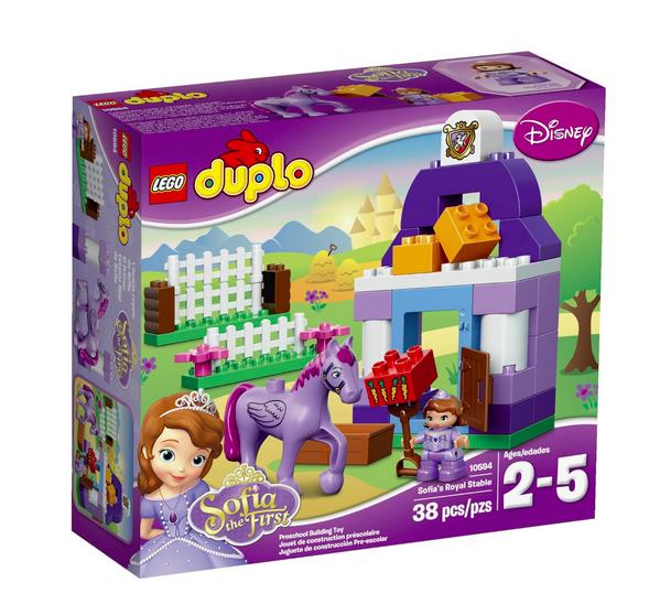 $19.99 LEGO Sofia the First Royal Stable 10594