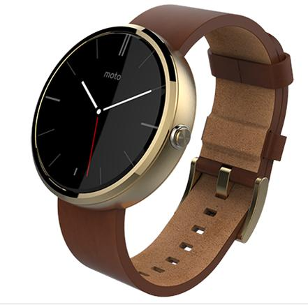 $119.99 Motorola Moto 360 Smart Watches