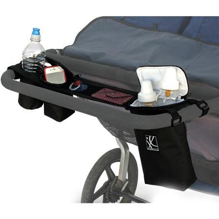 $13.33 J.L. Childress Double Cool Double Stroller Console