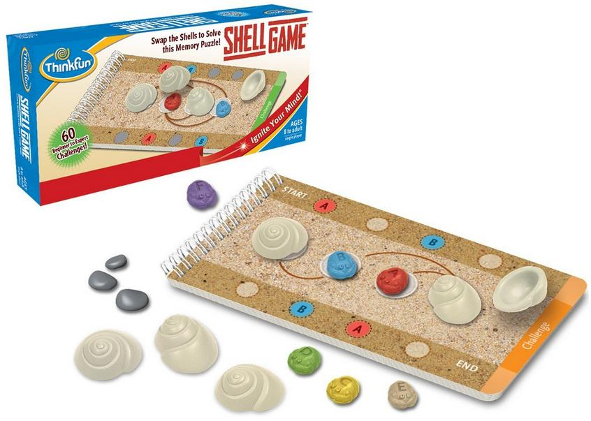 $10.27 Shell Game Logic and Memory