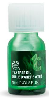 Dealmoon Exclusive: Free Tea Tree Oil(0.33oz) with Any Purchase of $50 @ The Body Shop