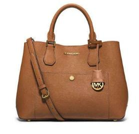 $238.5 ($398,40% Off) MICHAEL Michael Kors Greenwich Large Leather Tote Bag @ Neiman Marcus