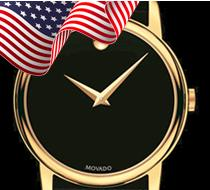 Up to 68% Off Movado Watch Event @ Gemnation