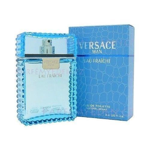Versace Man Eau Fraiche Men's Cologne (3.4oz)
