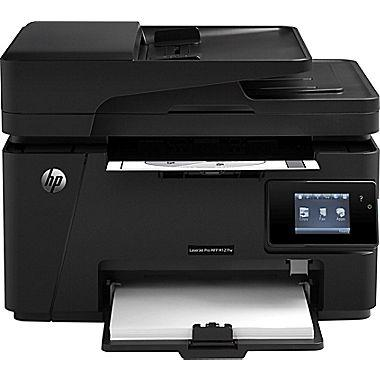 $39.99 HP LaserJet M127fw Mono All-in-One Printer, Refurbished