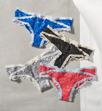 3 For $30 Select Wome's Panties @ Nordstrom