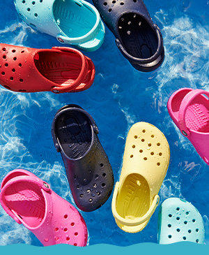 Up to 50% Off + Free Shipping Crocs @ eBay