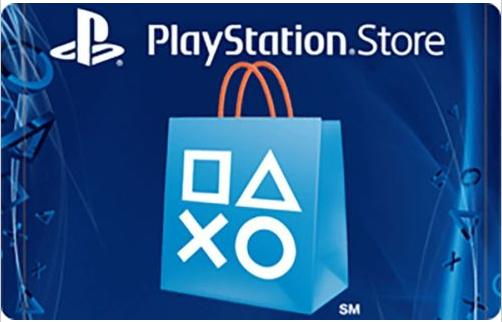 $45 Sony Playstation Store Gift Card