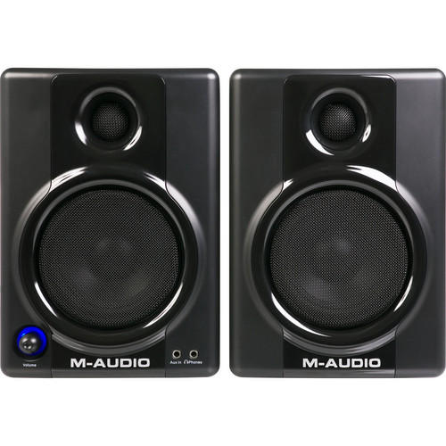 $79.99 M-Audio AV 40 Active 2-Way Desktop Monitor Speakers