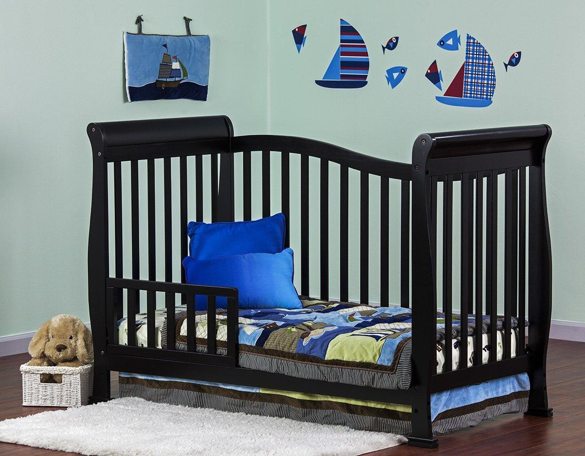 $149.99 Dream On Me Violet 7 in 1 Convertible Life Style Crib