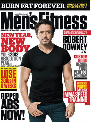 Starts at $4.99/year Fitness & Health Magazine Sale @ DiscountMags.com