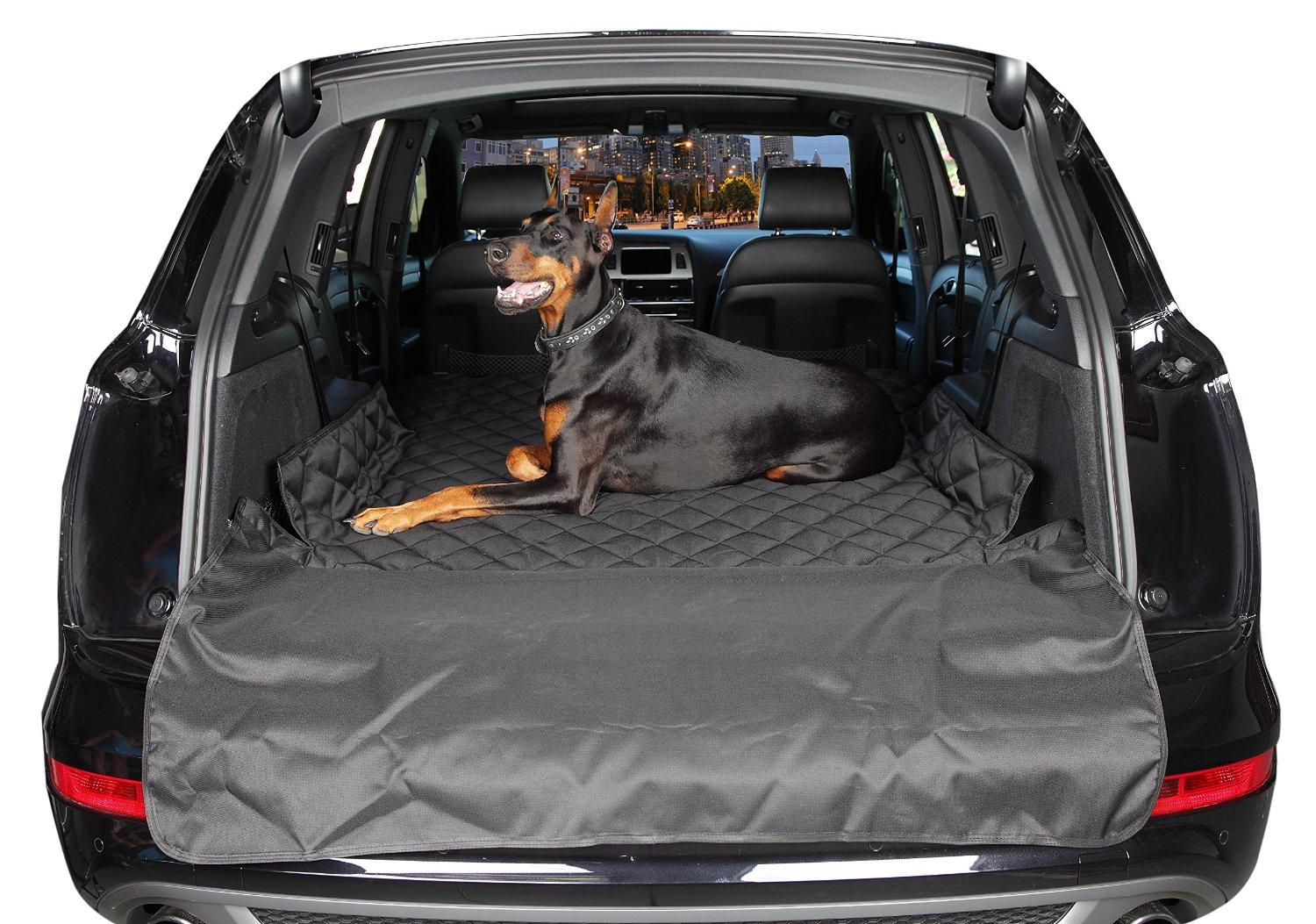 Extra 10% Off Cargo Liner For SUVs Waterproof Durable Material Sale @ amazon.com
