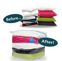4 for $9.98American Tourister Extra Large Vacuum Storage Bag