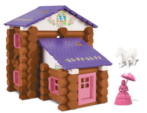 Up to 50% off Select Lincoln Logs Building Toys @ Amazon.com