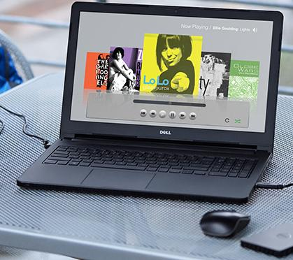 $479.99 New Inspiron 15 5000 Series Non-Touch (Blue)