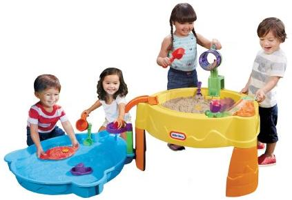Little Tikes Treasure Hunt Sand and Water Table @ amazon.com