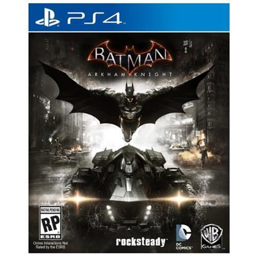 $37.99 Batman: Arkham Knight PS4