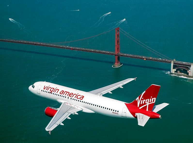 From $49One -Way Nationwide Fares Sale @ Virgin America