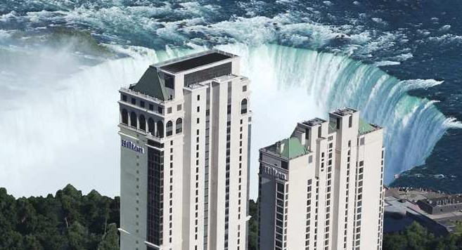 $59 and Up Niagara Falls Hotels with Dining Credits