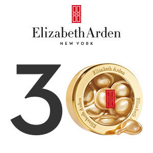 Dealmoon Exclusive! 25% OFF + 3 Free Ceramide Youth Restoring Serums (21+pc) with ANY $80+ Order @ Elizabeth Arden