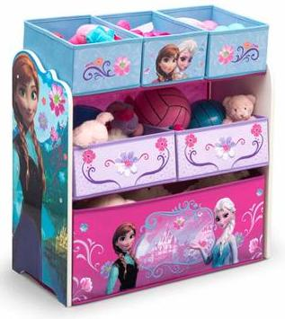 $27.98 Disney Frozen Multi-Bin Toy Organizer