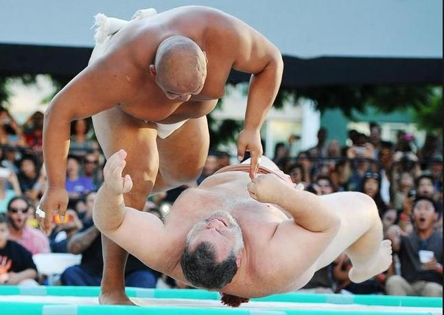 $20 Ticket to the 15th Annual  US Sumo Open