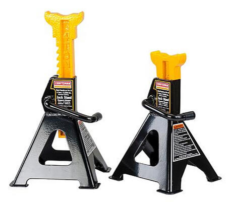 $27.48 Craftsman Professional 4 -Ton Jack Stands, One Pair