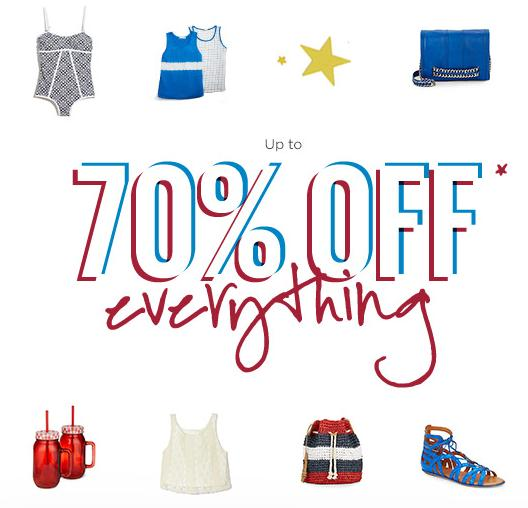 Up to 70% Off  Everything @ Saks Off 5th