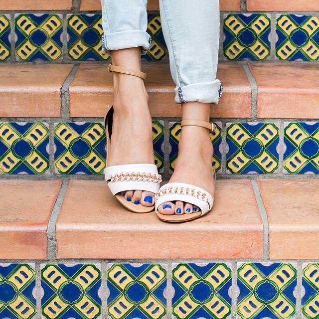 Up to 70% Off + Free Shipping Coach Sandals @ 6PM.com