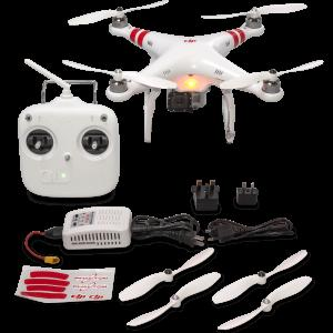 $275 DJI Phantom 1.1.1 Quadcopter with GoPro Mount