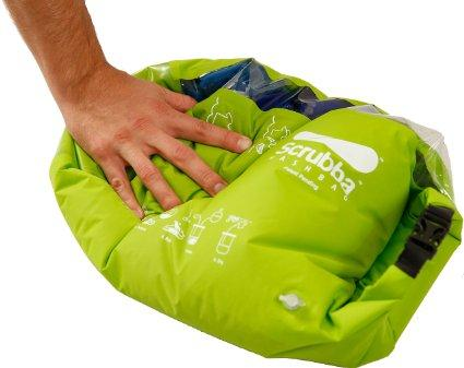 Recommended Amazon Item of the Week $49.95 Scrubba Portable Laundry System Wash Bag